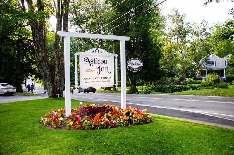 The Asticou Inn