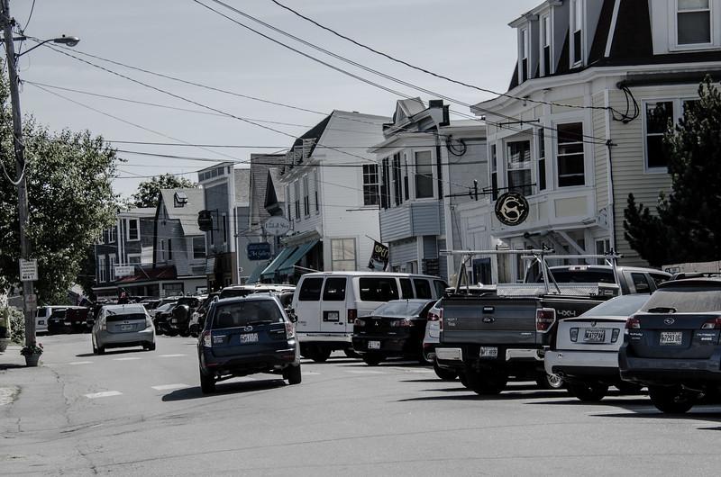 Rush Hour on Main Street