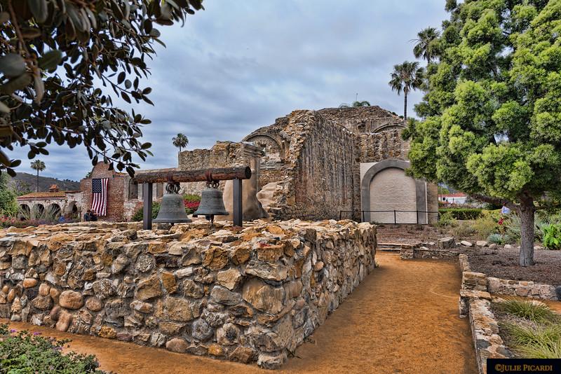 The Mission Bells of San Juan Capistrano