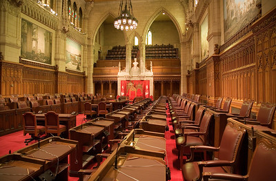 Inside the Senate Chamber
