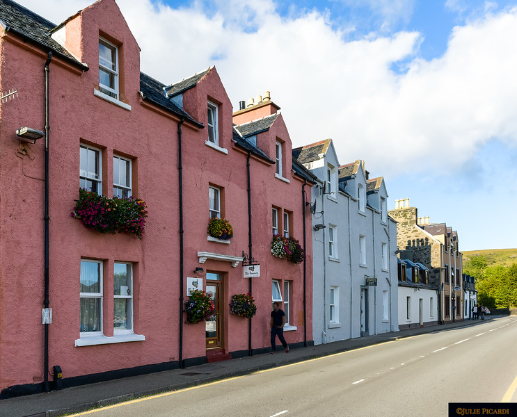 Town of Portree