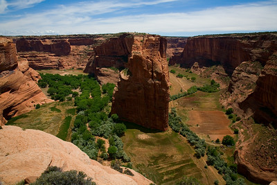 Canyon de Chelley Nation Monument
