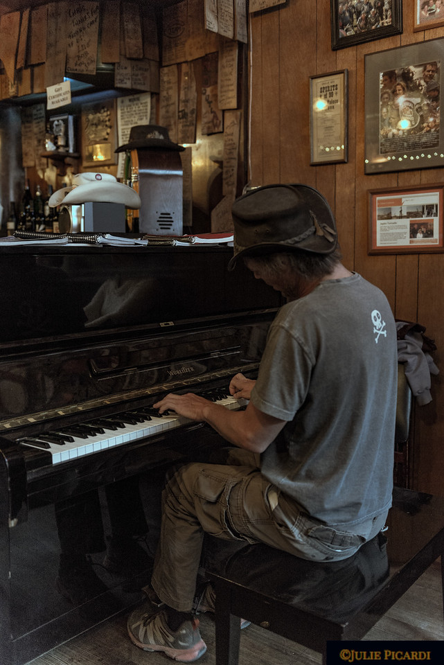 This guy played everything from Beethoven to Scott Joplin.