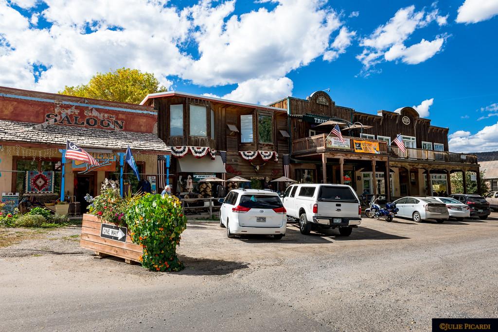 View of Main Street.