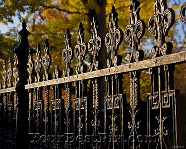 Old Salem Fence