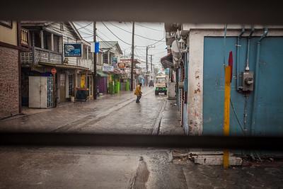 San Pedro Rain