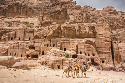 Traveling throughout Jordan, including northern Jordan, Little Petra and Petra while on assignment for Kuhl outdoor clothing.  June 2018.