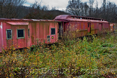 Asheville Abandoned Train0008
