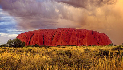 Uluru (Ayers Rocks) Sunset