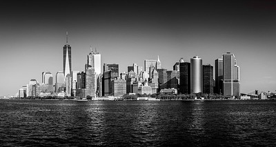 Lower Manhattan, New York City, USA