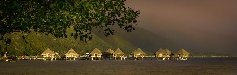 Fishermen's Point, Tahiti, French Polynesia