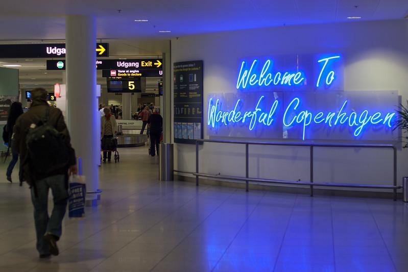 Copenhagen Airport (CPH)