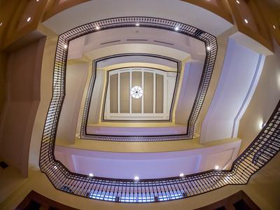 University Hall Stairs