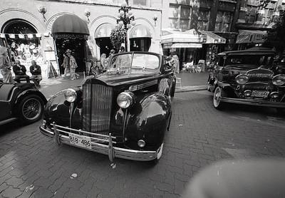 Packard Voigtlander R3M, Fuji Neopan 400