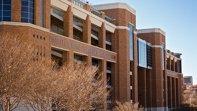 Darrell K. Royal-Texas Memorial Stadium in Austin.