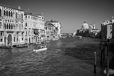 Harsh Light in Venice