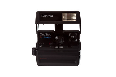 Vintage Camera Polaroid OneStep Front View