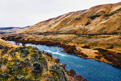 The Deschuttes River