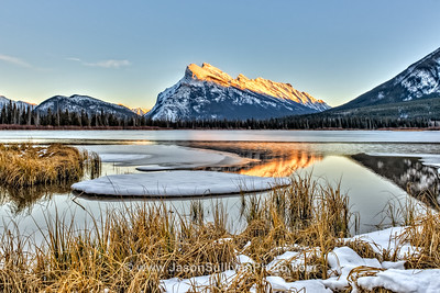 Rundle Golden Hour