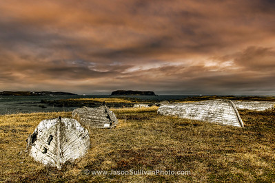 Viking Boat Graveyard