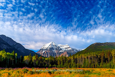 Mount Robson Meadows