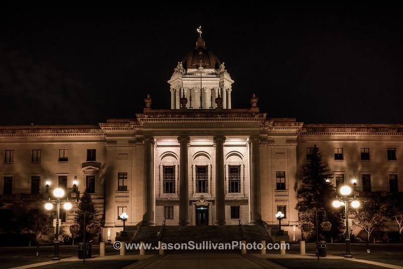 Winnipeg Legislature