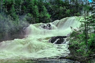Thundering White Water