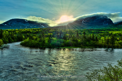 Gros Morne Sunrise