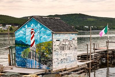 Nautical Graffiti