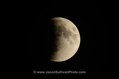Partial Moon Eclipse