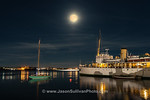 View in photo store: Harbour Moon Light