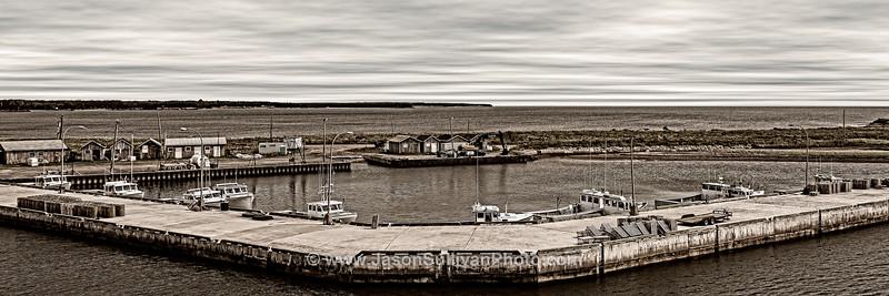 Lobster Fishing Wharf