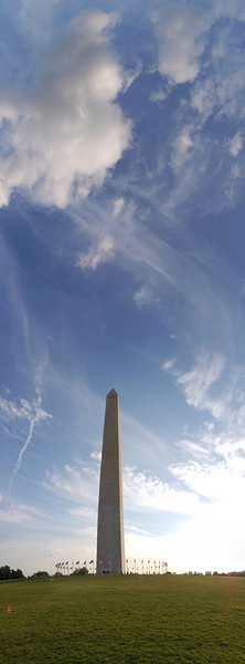 """Another Vertical Panorama of the Washington Monument<br /> View the full version here: <a href=""""http://photos.kevinworkman.com/Pictures/2011/i-2gFZ3Xj/0/O/WashingtonMonumentPanorama3.jpg"""">http://photos.kevinworkman.com/Pictures/2011/i-2gFZ3Xj/0/O/WashingtonMonumentPanorama3.jpg</a>"""