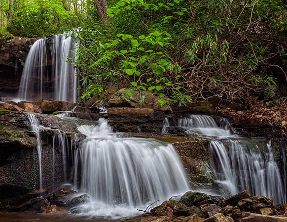Cole Run Falls