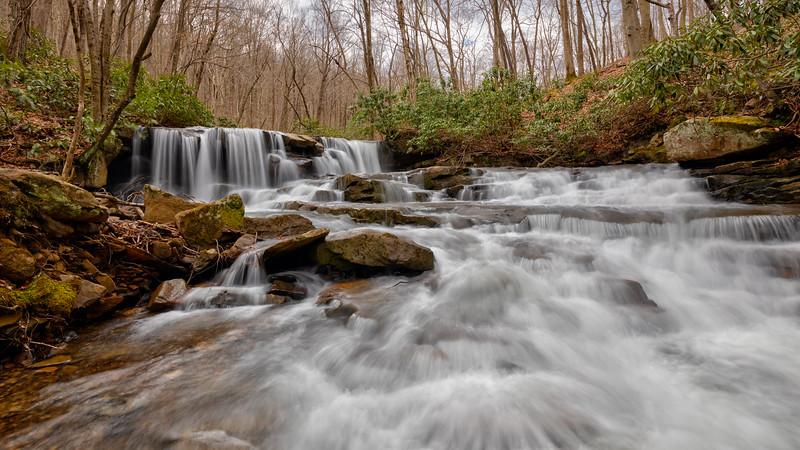 Johnaton Run Falls