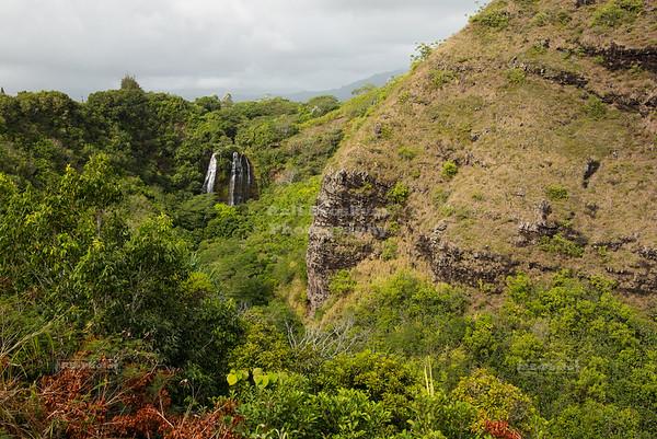 'Opaeka'a Falls