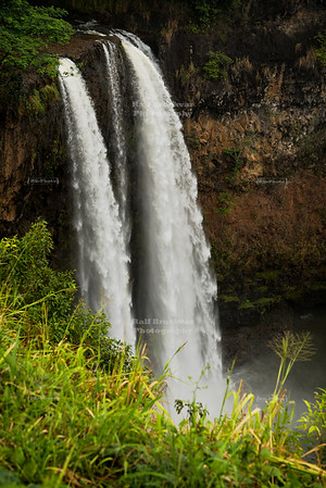 Weilua Falls