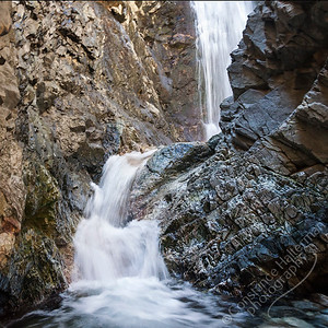 San Luis Valley - Zapata Falls
