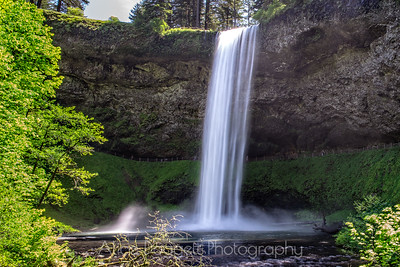South Falls Horizontal, Silver Falls State Park, Oregon