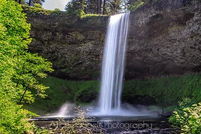 South Falls Horizontal, Silver Falls State Park, Oregon