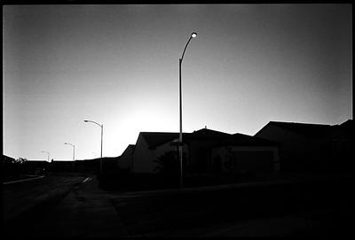 Sunrise, Henderson NV, 2007.