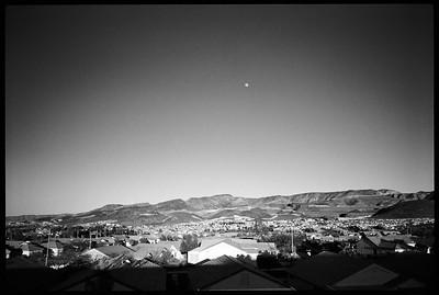 Moonrise Henderson, 2009.
