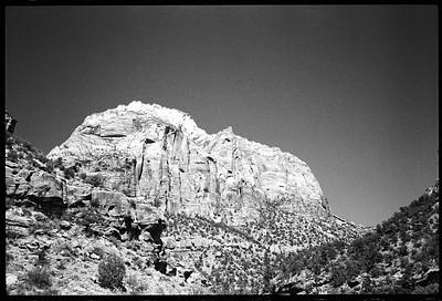 Zion National Park, 2007.