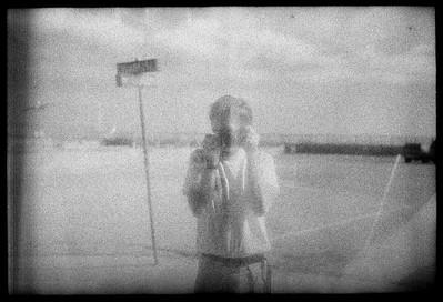 Self portrait, 1993.