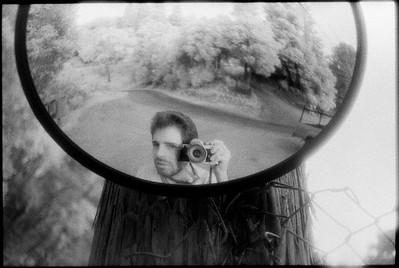 Self portrait, 1992.