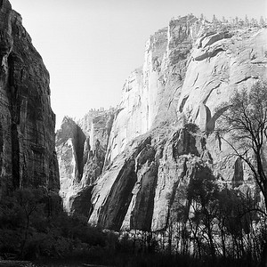 Zion National Park, Utah, 2016.