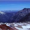 Sperry Glacier Moraine, Glacier Park