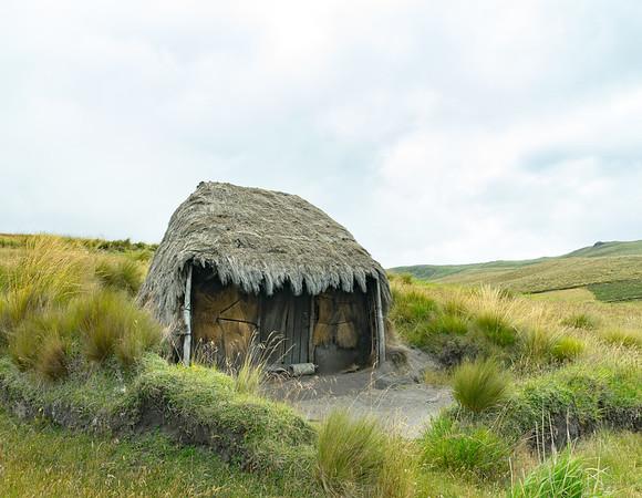 2014-07-02 Ecuador Mountain Hut