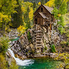 Crystal Mill - The Old Mill: Year 1883