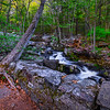 Taken at Southford Falls State Park, Southbury, CT, USA.